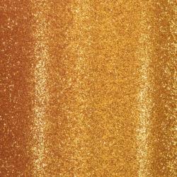Florence • Glitter papier zelfklevend Donker goud 1 vel
