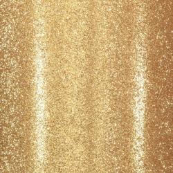 Florence • Glitter papier zelfklevend Goud 1 vel