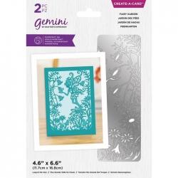 Gemini Fairy Garden Create-a-Card Dies