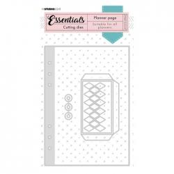Studio Light • Cutting Die Essentials Planner nr.347
