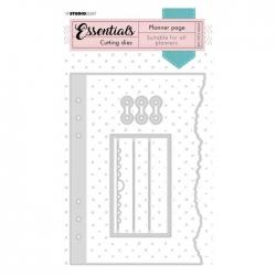 Studio Light • Cutting Die Essentials Planner nr.348