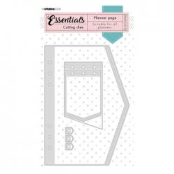 Studio Light • Cutting Die Essentials Planner nr.350