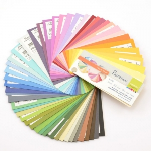 Florence • Cardstock smooth kleurenkaart