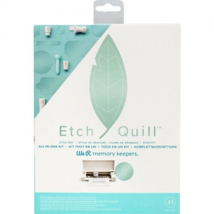 We R Memory Keepers • Quill etch quill starter kit 41pcs