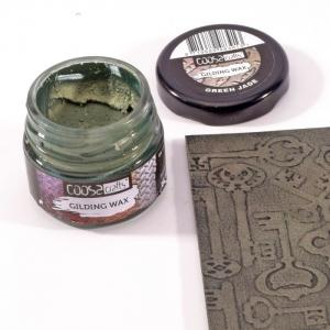 COOSA Crafts • Gilding wax jewels Green Jade 20ml