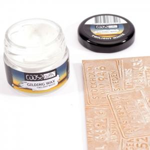 COOSA Crafts • Gilding wax twilight White