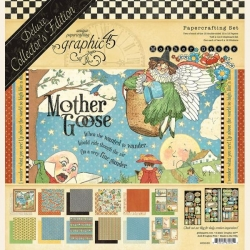 Graphic 45 Mother Goose Deluxe Collector's Edition