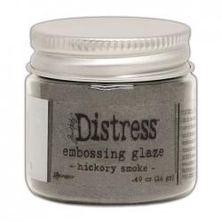 Ranger • Distress embossing glaze Hickory smoke