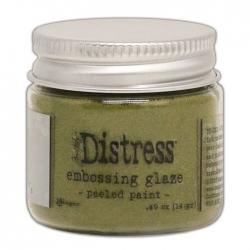 Ranger • Distress embossing glaze Peeled paint