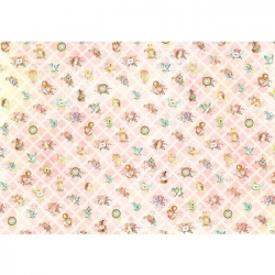 Memory Place Forest Friends Wrapping Paper (3pcs)