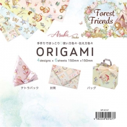 Memory Place Forest Friends Origami