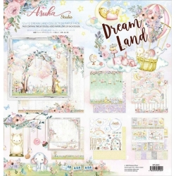 Memory Place Dreamland 12x12 Inch Paper Pack