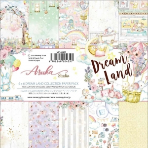 Memory Place Dreamland 6x6 Inch Paper Pack