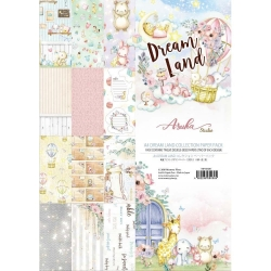 Memory Place Dreamland A4 Paper Pack