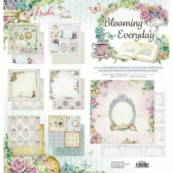 Memory Place Blooming Everyday 12x12 Inch Paper Pack