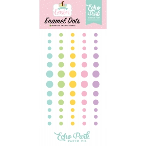 Echo Park Welcome Easter Enamel Dots