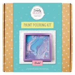 Simply Make Paint Pouring Kit Pastel (DSM 763001)