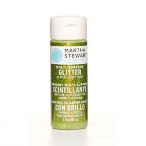 Martha Stewart • Verf 59ml glitter Golden beryl