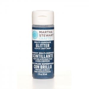 Martha Stewart • Verf 59ml glitter Night sky