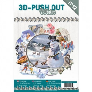3D-Push out Winter