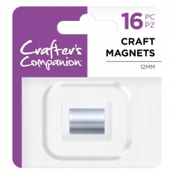 Crafter's Companion Craft Magnets (12mm) (16PC)