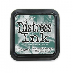 Ranger • Distress ink pad Pine needles