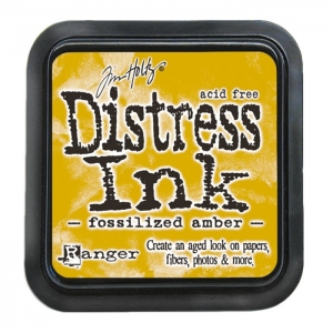 Ranger • Distress ink pad Fossilized amber
