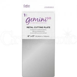 Gemini Gemini Go Accessories - Metal Cutting Plate