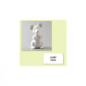 Vaessen Creative • Piepschuim muis klein 13cm