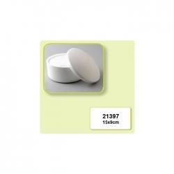 Vaessen Creative • Piepschuim doos Ø15cm H-9cm