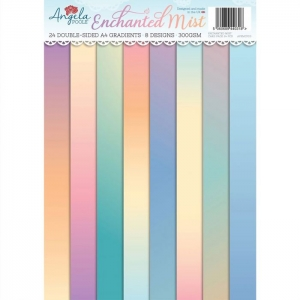 Creative Expressions • Card pack Enchanted mist