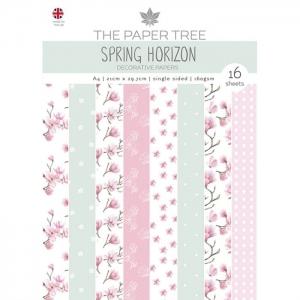Paper Tree • Spring horizon Backing papers
