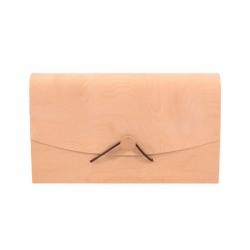 Vaessen Creative • Hout envelopdoosje 24x5x14 cm