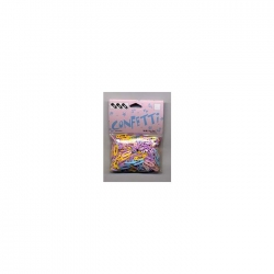 Vaessen Creative • Confetti veiligheidsspeld Pastel