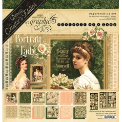 Graphic 45 Portrait of a Lady Deluxe Collector's Edition