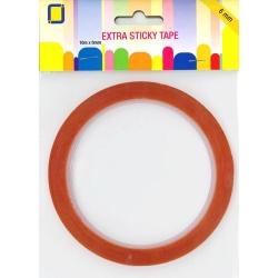 JEJE Produkt Extra Sticky Tape 6 mm