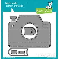 Lawn Fawn Magic Iris Camera Add-On Dies