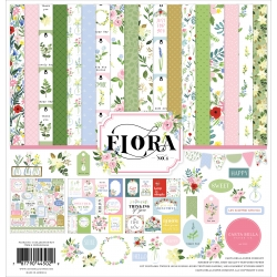 Carta Bella Flora No.4 12x12 Inch Collection Kit