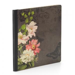 Simple Stories SN@P! Flipbook 6x8 Inch Vintage Flora