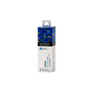 Cricut Joy Infusible Ink Transfer Sheets Blue Paint Splash (2pcs)