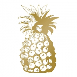 Couture Creations Anna Griffin Foil Stamp Die Pineapple (CO725362)