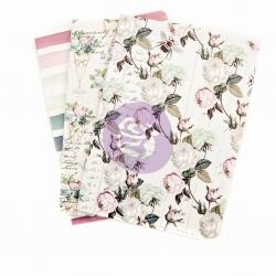 Prima Marketing Poetic Rose Notebook Inserts