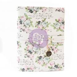 Prima Marketing Poetic Rose Travelers Journal Cover