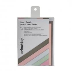 Cricut Joy Insert Cards 12-pack Pastel (2007257)