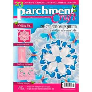 Parchment Craft Magazine 2015-10 ENG
