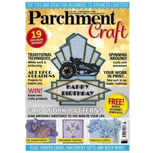 Parchment Craft Magazine 2017-05 ENG
