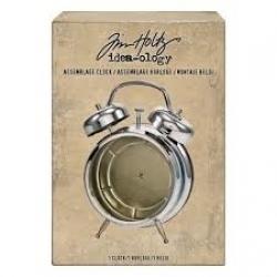 Idea-ology Tim Holtz Assemblage Clock