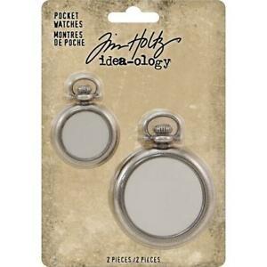 Idea-ology Tim Holtz Pocket Watches