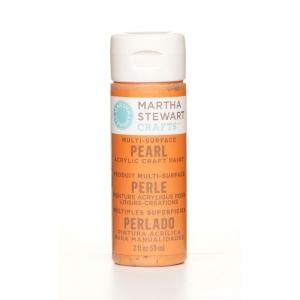 Martha Stewart • Verf 59ml pearl Tiger lilly
