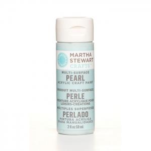 Martha Stewart • Verf 59ml pearl Jet stream